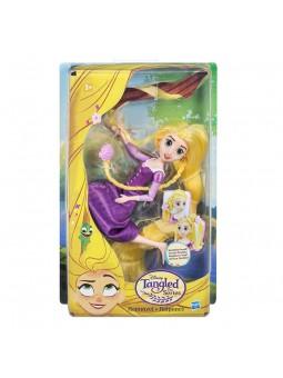 Princesa Rapunzel 28 cm
