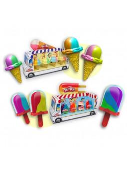 Play-doh modela el teu gelat