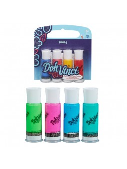Dohvinci Deco Pop 4 pack