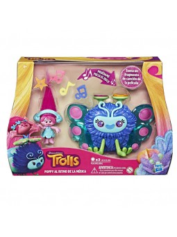 Trolls Poppy Dj Music