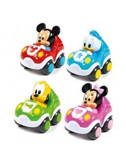 Cotxe Pull-back Disney
