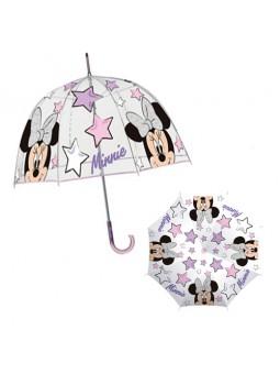Paraigües Transparent Minnie