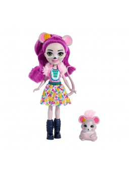 Enchantimals Mayle Mouse i...