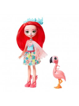 Enchantimals Fanci Flamingo...