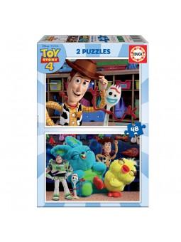 Puzle 2x48 Toy Story 4