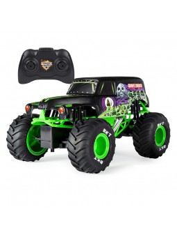 Monster Jam RC Grave Digger