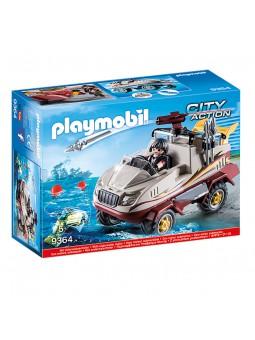 PLAYMOBIL® Cotxe Amfibi