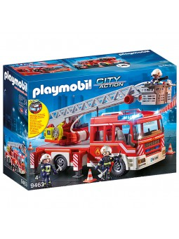 PLAYMOBIL® Camió de Bombers...