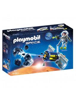 PLAYMOBIL® Satèl·lit amb Làser per als Meteorits