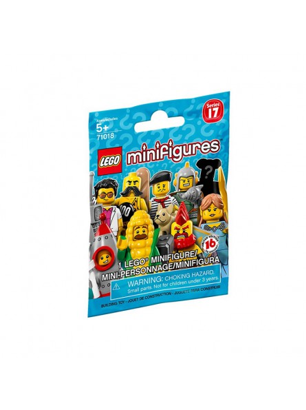 LEGO® Minifigures 17a edició
