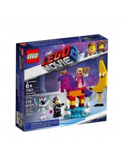 LEGO® Movie Es Presenta la Reina Soyloque Quiera
