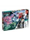 LEGO® Hidden Side Camió Acrobàtic del Foc
