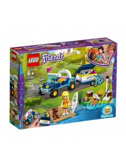 LEGO®Friends Buggy i Remolc...