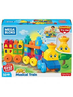 Mega Bloks Tren musical ABC