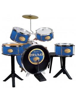 Bateria Golden Drums