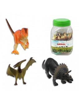 Cub amb 19 dinosaures