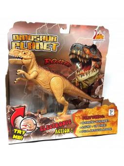 Dinosaure T-Rex amb llums i...
