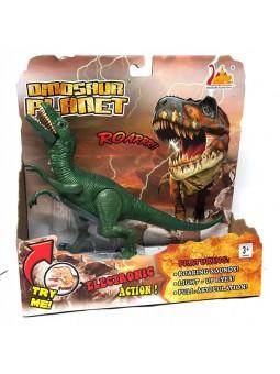 Dinosaure amb llums i sons