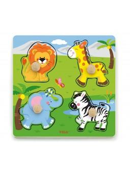 Trencaclosques animals...