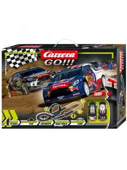 Pista Carreras Super Rally