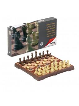 Escacs-Dames magnètic gran