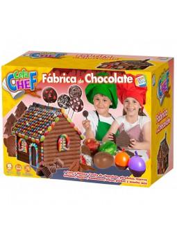 Cefachef: Fàbrica de xocolata