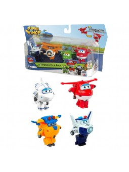 Super wings 4 figures...