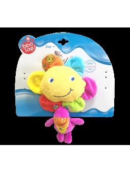 Flor musical amb hipopòtam...