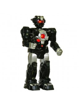 Super robot amb llum i sons