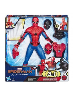 Spiderman figura deluxe