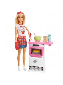 Barbie i la seva pastisseria
