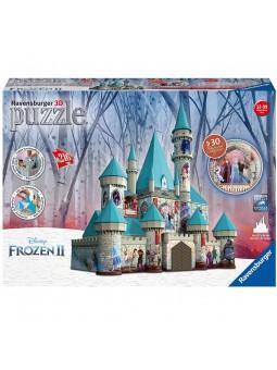 Puzle 3D Castell Frozen
