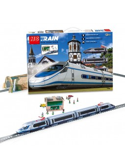 HS Train amb estació i...