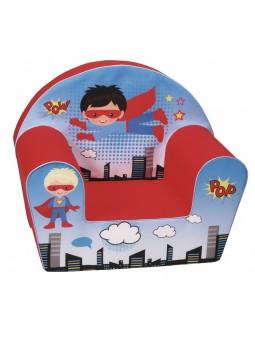 Butaca Superboy vermell