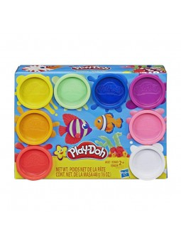 Play-Doh Pack 8 Pots