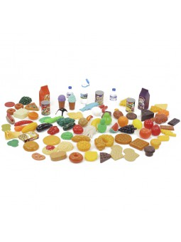 Set aliments de plàstic 120...