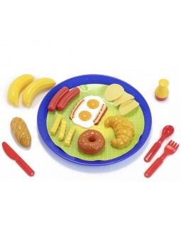 Set safata amb aliments