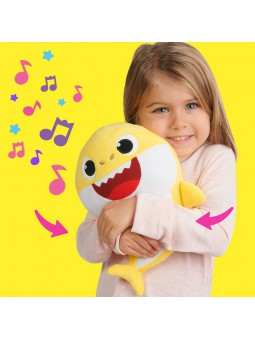 Baby Shark peluix musical
