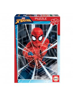 Puzle 500 Spider-Man
