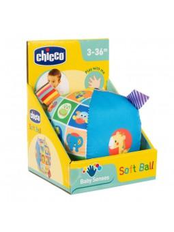 Pilota Soft Ball amb etiquetes