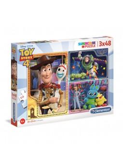 Puzle 3x48 Toy Story