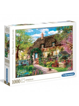Puzle 1000 The Old Cottage