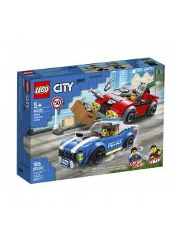 LEGO® City Policia:...