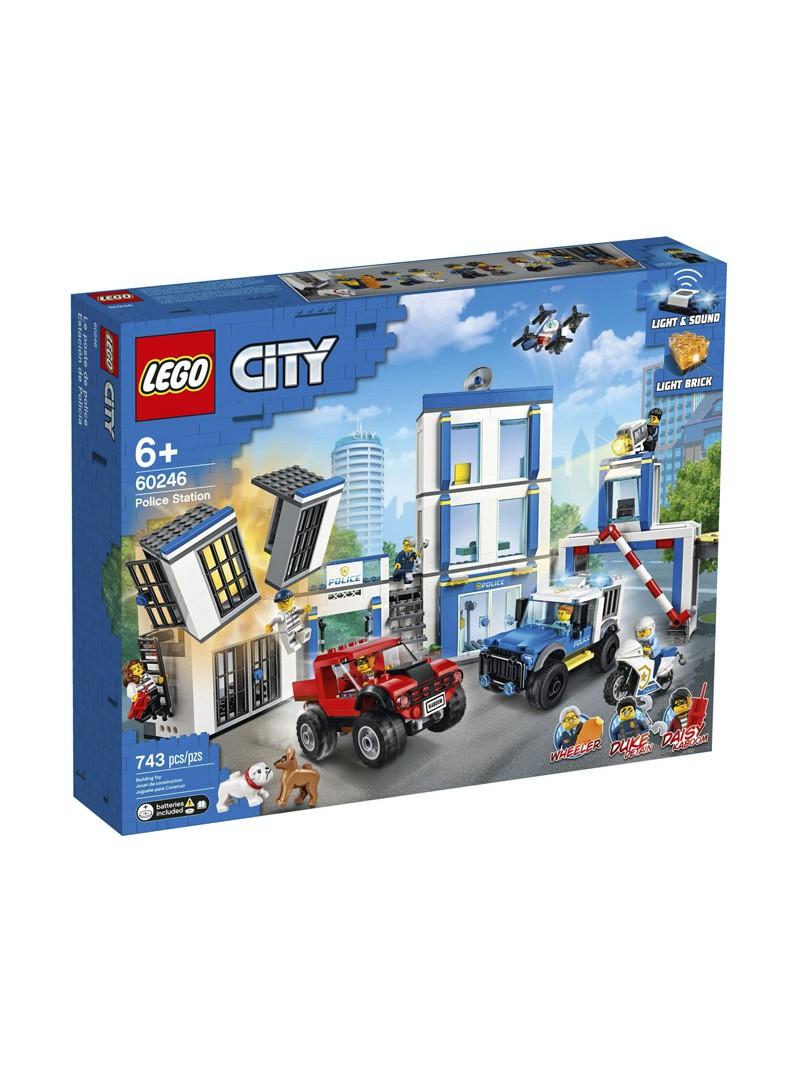 LEGO® City Comisaria de Policia
