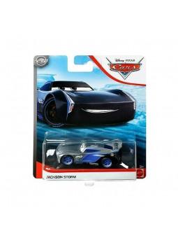Cars 3 cotxes personatges Jackson Storm Platejat