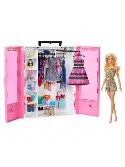 Barbie super armari amb nina