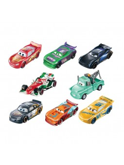 Cars color CHANGERS fall