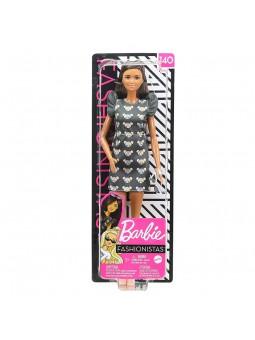 Barbie fashionista nº 140