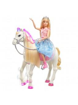 Barbie i el seu cavall
