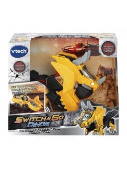 Switch & Go Dinos Brutus